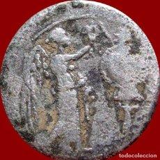 Monedas Roma República: ANONIMO DE PLATA, VICTORIANUS. ROMA 211 - 208 A.C. VICTORIA. Lote 133542697