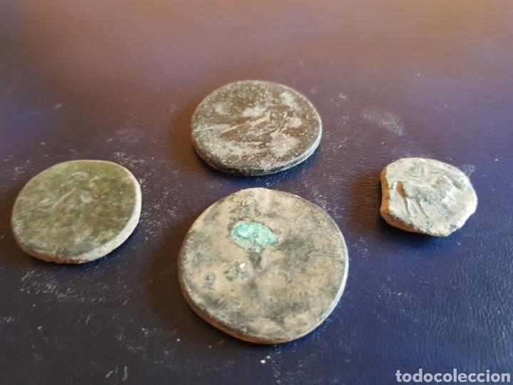 Monedas Roma República: Tres sertercios y una ibérica - Foto 2 - 133634957