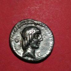 Monedas Roma República: DENARIO ROMANO. GENS CALPURNIA. 3,9 GRAMOS.. Lote 134440519