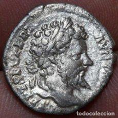 Monedas Roma República: MONEDA ROMANA PLATA DENARIO SEPTIMIO SEVERO 193-211 AD LAODIKEIA. MBC.. Lote 139776262