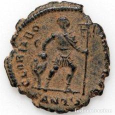 Monedas Roma República: VALENTINIANO I, 18 MM, 2.1 G.RIC IX 14A, CLORIA ROMANORUM ANTIOQUIA. Lote 139918742