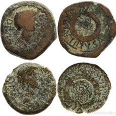 Monedas Roma República: CARTAGONOVA DOS SEMIS. Lote 140139130