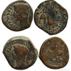 Monedas Roma República: IULIA TRADUCTA - DOS SEMIS. Lote 140139794