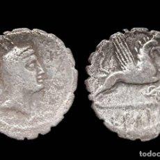 Monedas Roma República: DENARIO REPUBLICANO - FAMILIA PAPIA (79 AC) - 19 MM / 3,52 GR.. Lote 143230578