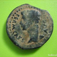 Monedas Roma República: MONEDA IBERO-ROMANA. Lote 144631998