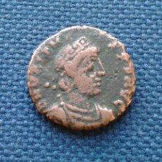Monedas Roma República: VALENS. SECURITAS REPUBLICAE. ROMA. SM CORAZÓN RQ.. Lote 144853616