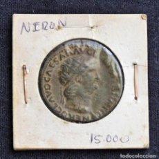 Monedas Roma República: DUPONDIO NEROCLAUD CAESAR. Lote 150985626