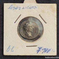 Monedas Roma República: DENARIO DE PLATA CESAR AUGUSTO.. Lote 150986066