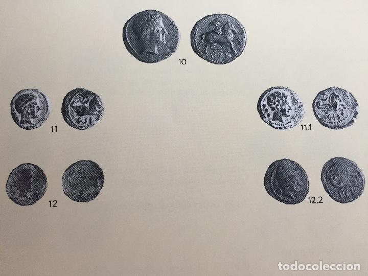 Monedas Roma República: MONEDA Ke ARCAICA TARRAGONA. AÑO 211 a.c. SEXTANTE. AE. SIN SIMBOLO. CATALOGADA - Foto 4 - 151616142