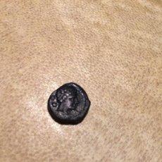 Monedas Roma República: MONEDA KE ARCAICA TARRAGONA. AÑO 211 A.C. SEXTANTE. AE. SIN SIMBOLO. CATALOGADA. Lote 151616142