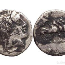 Monedas Roma República: DENARIO REPUBLICANO (GUERRA SOCIAL) - 19 MM / 3,51 GR.. Lote 151945070