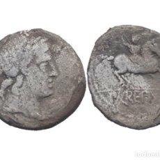 Monedas Roma República: DENARIO REPUBLICANO - FAMILIA CREPUSIA (82 AC) - 16 MM / 3,03 GR.. Lote 151951042