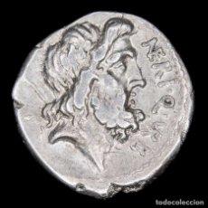 Monedas Roma República: CN. NERIUS, DENARIO DE PLATA. CECA DE ROMA, 49 A.C. AGUILA CO-S. Lote 151965042