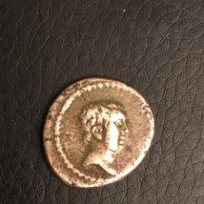 Monedas Roma República: DENARIO REPÚBLICA ROMANA LIVINEIA .(AUTÉNTICO). Lote 155861074