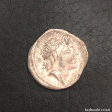 Monedas Roma República: QUINARIUS REPÚBLICA ROMANA. ANÓNIMO . 81 A.C (AUTÉNTICO). Lote 155927405