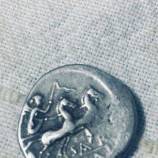 Monedas Roma República: RARO DENARIO DE LA FAMILIA ATILIA EN MBC+ 3,75 GRS. 145-138 A.C. Lote 161395446
