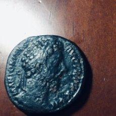 Monedas Roma República: 23,24 GRS GRS ENORME SESTERCIO DE COMODO EN MBC+ MBC. Lote 163757286