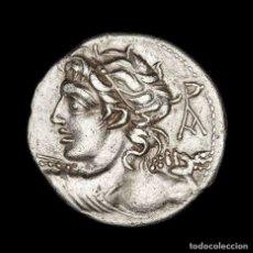 Monedas Roma República - República Romana-L. Caesius, denario. Roma 79 B.C. Victoria. - 163888996