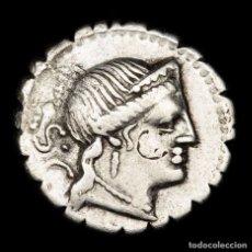 Monedas Roma República - República Romana-C. Naevius Balbus, denario. Roma 79 a.C. Victoria. - 164670304