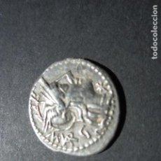 Monedas Roma República: DENARIO REPUBLICANO FAMILIA VARGUNTEIA, II A.C. ESCASA ASI. Lote 165310898