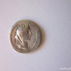 Monedas Roma República: DENARIO REPUBLICANO. GENS FABIA. PLATA.. Lote 166071866