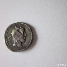 Monedas Roma República: DENARIO REPUBLICANO. GENS JULIA. PLATA.. Lote 167845440