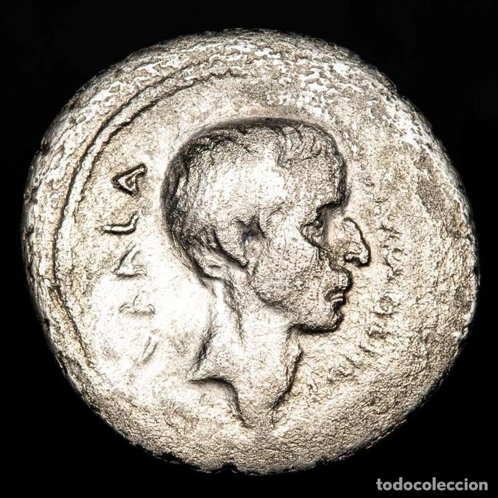 REPUBLICA ROMANA, C. NUMONIUS VAALA, DENARIO, ROMA C•NVMONIVS VAALA (Numismática - Periodo Antiguo - Roma República)