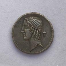 Monedas Roma República: DENARIO REPUBLICANO, FAMILIA CALPURNIA. Lote 174163300