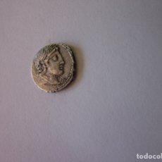 Monedas Roma República: DENARIO. GENS VIBIA. PLATA.. Lote 175724580