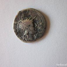 Monedas Roma República: DENARIO REPUBLICANO. GENS FABIA. PLATA.. Lote 176097980
