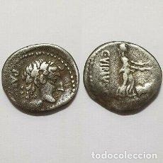 Monedas Roma República: DENARIO REPUBLICANO DE PLATA FAMILIA VIBIUS.. Lote 177281174