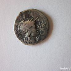 Monedas Roma República: DENARIO. GENS FABIA. PLATA.. Lote 178580158
