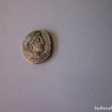 Monedas Roma República: DENARIO. GENS VIBIA. PLATA.. Lote 178581492