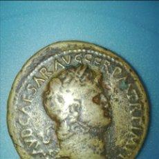 Monedas Roma República: SESTERCIO NERÓN CLAUDIO CÉSAR AÑO 54 D.C.. Lote 180941427