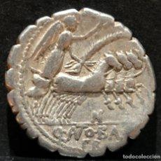Monedas Roma República: DENARIO SERRADO ROMA REPUBLICA 83-82 A.C -Q. ANTONIUS BALBUS FAMILIA ANTONIA. Lote 181220701