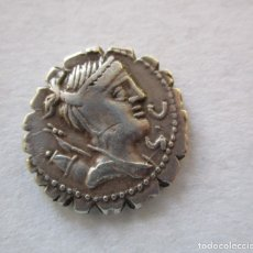 Monedas Roma República: CLAUDIA . DENARIO REPUBLICANO DE MAXIMA CALIDAD . EBC +. Lote 181984868