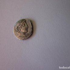 Monedas Roma República: DENARIO REPUBLICANO. GENS VIBIA. PLATA.. Lote 183697765