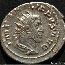 Monedas Roma República: FILIPO I ANTONINIANO 224 249 D.C. Lote 153438378