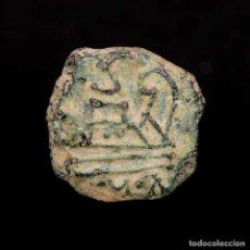 Monedas Roma República: REPÚBLICA ROMANA, SEMIS ANONIMO IMITACION HISPANICA SATURNO/PROA.. Lote 186048158