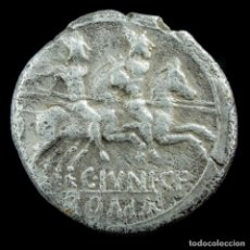 Monedas Roma República: DENARIO REPUBLICANO, FAMILIA JUNIA (149 AC) - 18 MM / 3.64 GR.. Lote 187092838