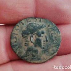 Monedas Roma República: AS IBEROROMANO DE AUGUSTO. Lote 187147440