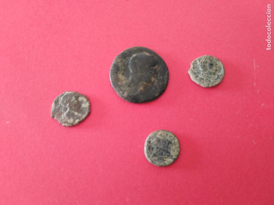 LOTE MONEDA ROMANA RARA (Numismática - Periodo Antiguo - Roma República)