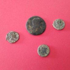 Monedas Roma República: LOTE MONEDA ROMANA RARA. Lote 189621716