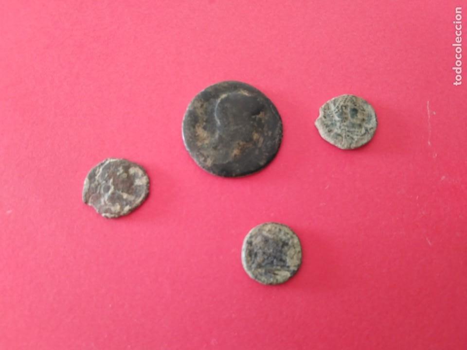Monedas Roma República: LOTE MONEDA ROMANA RARA - Foto 2 - 189621716