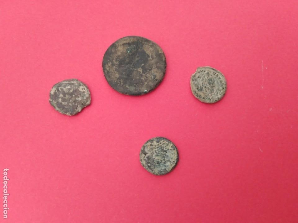 Monedas Roma República: LOTE MONEDA ROMANA RARA - Foto 3 - 189621716