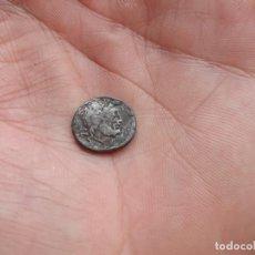 Monedas Roma República: DENARIO DE PLATA REPUBLICANO. FAMILIA SABINA. Lote 195537263