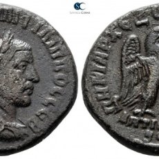 Monedas Roma República: SELEUCIS AND PIERIA. ANTIOCH. PHILIP I ARAB AD 244-249. TETRADRACHM AR 25 MM., 12.19 G. VERY FINE,. Lote 197352365