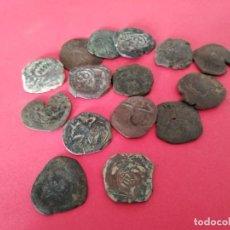 Monedas Roma República: BONITO LOTE DE RESELLO MEDIEVALES. ALGUNOS MUY RAROS. . Lote 201852337