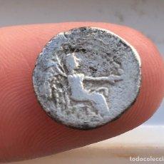 Moedas Roma República: QUINARIO GENS PORCIA. Lote 202757568