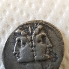 Monedas Roma República: DENARIO JANO. Lote 203776111